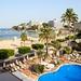 Balcony View from the Hotel Son Matias Beach, Palmanova, Mallorca, Spain by Lemmo2009