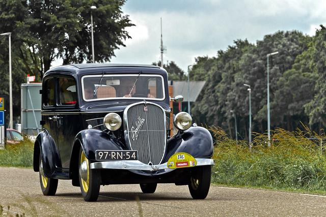 SIMCA-FIAT Balilla 1936 (6672)