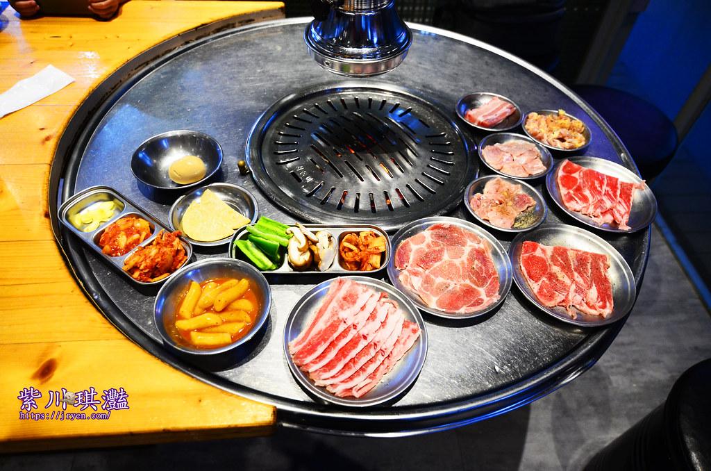 嘉義韓國燒烤-0001