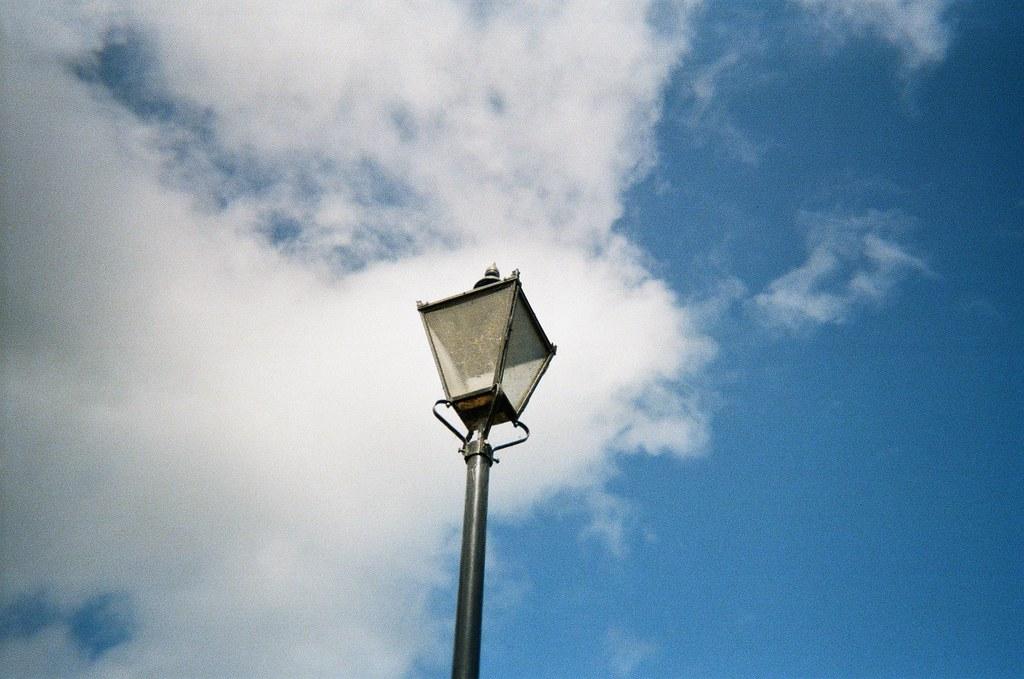 Devorgilla Bridge lamp