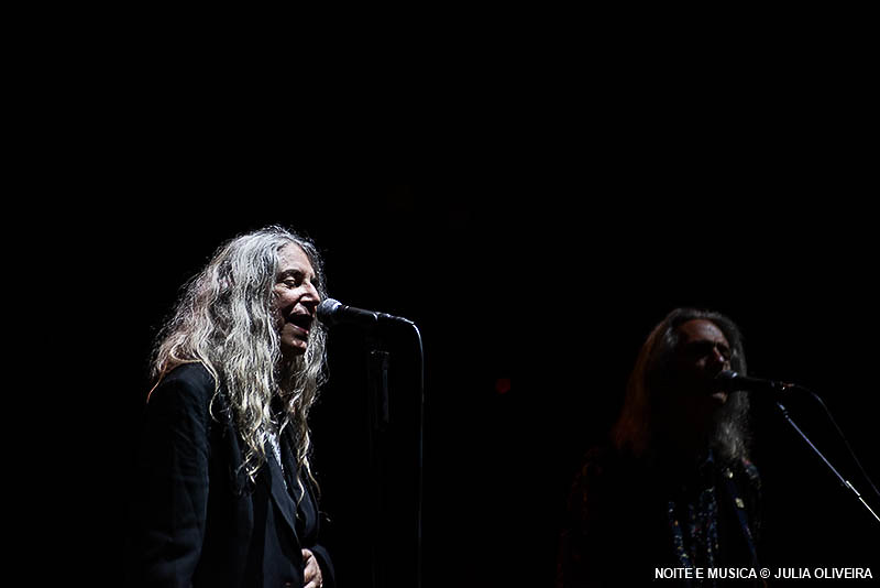 Patti Smith - Vodafone Paredes de Coura 2019