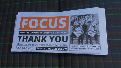 DHWE thank you focus Aug 19
