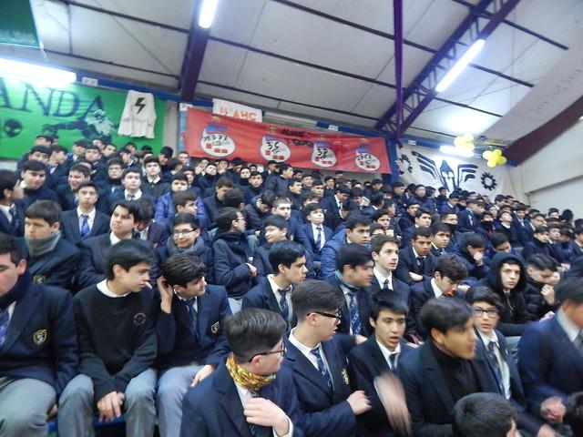 Misa Fidelidad a Don Bosco Sede Sur 2019