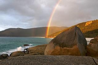 Little Waterloo Bay Rainbow