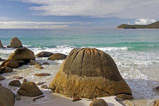 Pudding Rock, Waterloo Bay