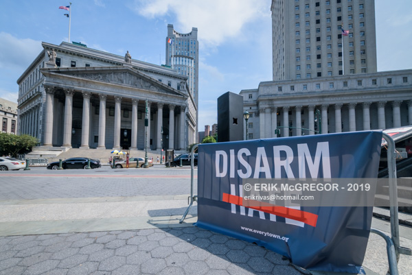 NYC rally to demand action on gun legislation