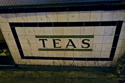 Teas, London, UK