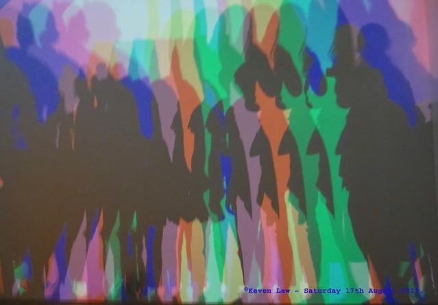 Your Uncertain Shadow......