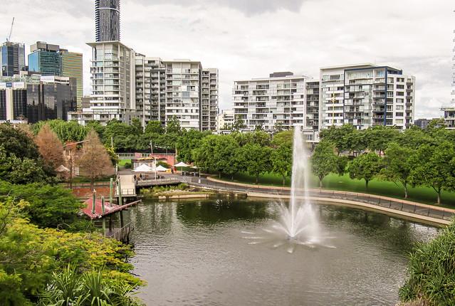 Parklands, Roma Street, Brisbane