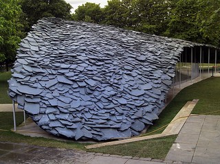 2019 Serpentine Gallery Summer Pavillion by Junya Ishigami