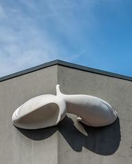 White Whale sculpture, Eesti Public Broadcasting building DSC_0908