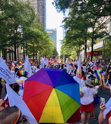 Pride Parade | by denton.harryman@att.net