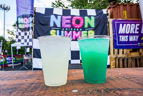 Neon Summer