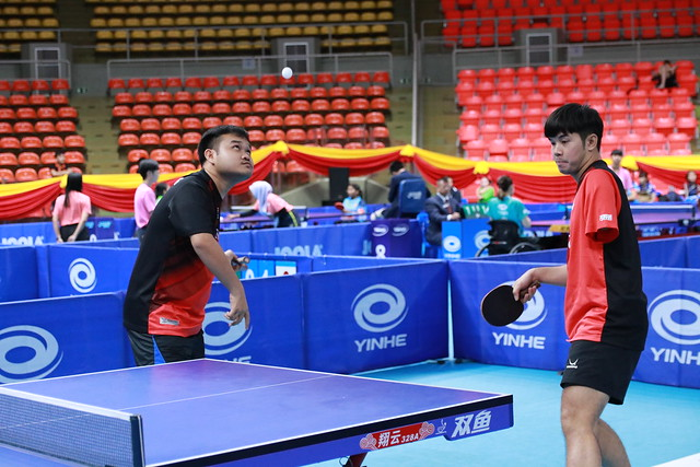 Day 3 - 2019 Para Table Tennis Bangkok Open