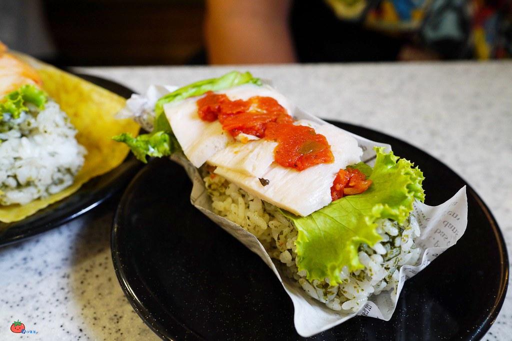 2019爭鮮新品 蒸鮮外帶壽司