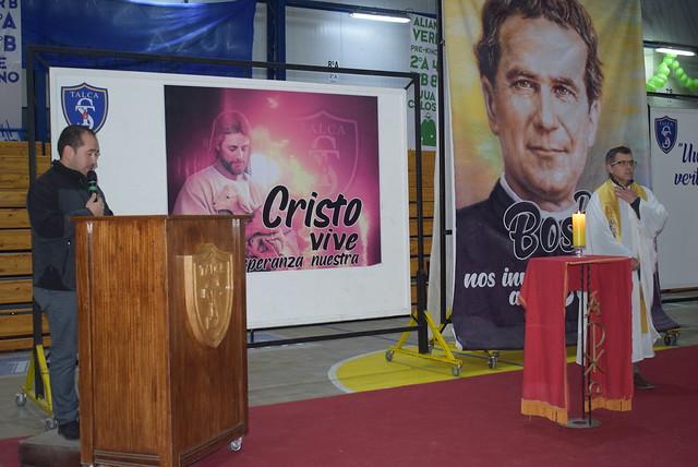 Liturgia Don Bosco alumnos 4° a 6° EGB