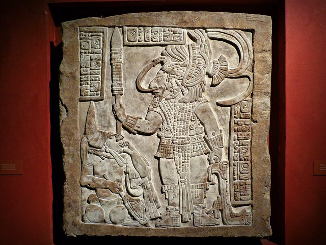 Dintel 15. Yaxchilán, Chiapas 🇲🇽 British Museum 🇬🇧