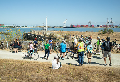 Oakland Museum/Library train history ride | by Tom Holub