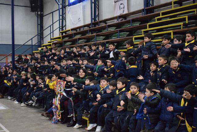 Liturgia Don Bosco Alumnos Prebásica