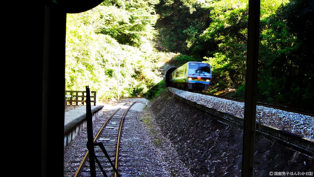 琴平手前の坪尻駅の先は線路なし、どう進む? ヒントは6日目に