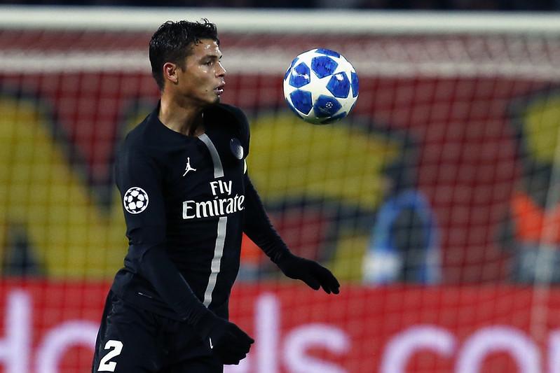 Thiago Silva。(達志影像資料照)