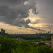 The Storm Over Toronto On Sunday August 18 2019