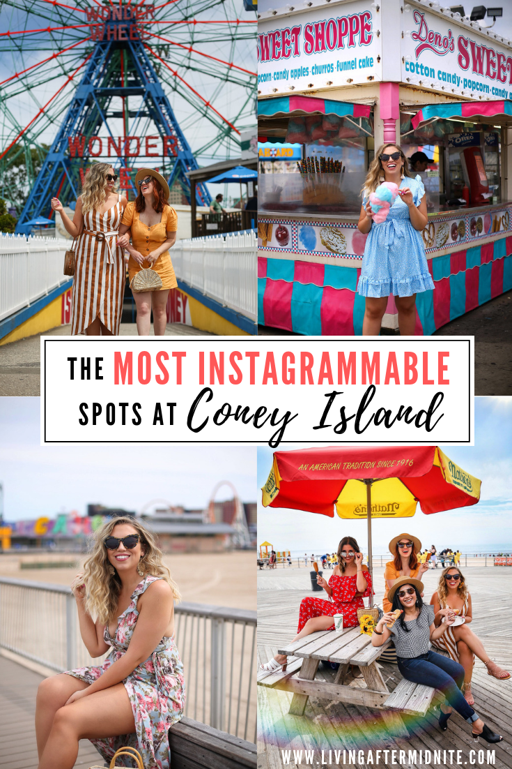 The Most Instagrammable Spots at Coney Island | The Most Instagrammable Places in Coney Island | Best Instagram Photos at Coney Island USA | Wonder Wheel Instagram Photos | Most Instagrammable Places in New York City NYC | Luna Park Pics | Amusement Park Photo Inspiration | Coney Island Boardwalk