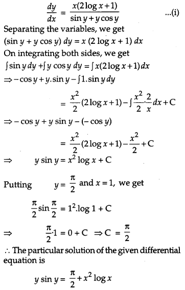 CBSE Previous Year Question Papers Class 12 Maths 2014 Delhi 99