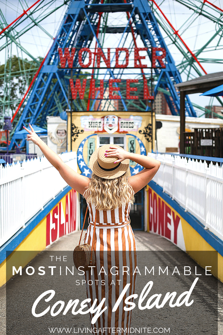 The Most Instagrammable Spots at Coney Island | The Most Instagrammable Places in Coney Island | Best Instagram Photos at Coney Island USA | Wonder Wheel Instagram Photos | Most Instagrammable Places in New York City NYC | Luna Park Pics | Amusement Park Photo Inspiration