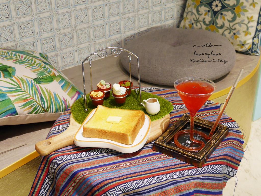 台中好拍餐廳藍相處網美風ig打卡必拍下午茶咖啡早午餐 (2)