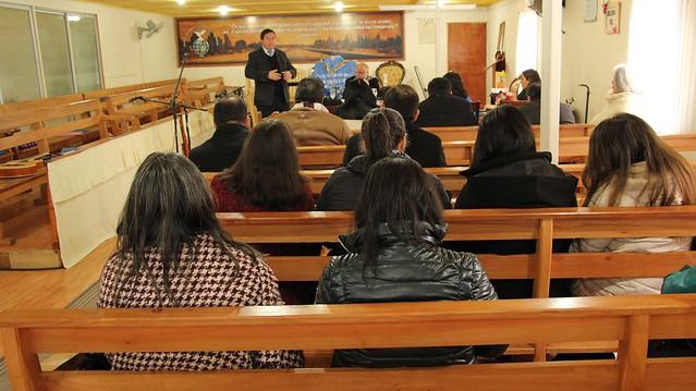 Reuniones de Trabajo Preparativos 111° Conferencia Anual e Internacional de nuestra Iglesia.