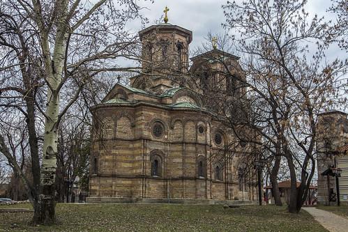 serbia lazarica church saintprotomartyrstephen kruševac