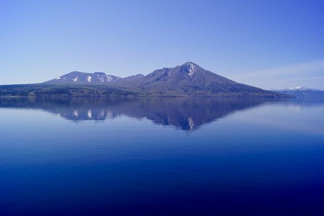 支笏湖ブルー Shikotsu-ko Blue-1
