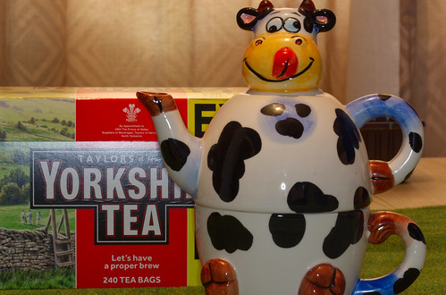 Yorkshire Tea - a proper brew!
