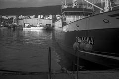 Puerto de Burela, Lugo.