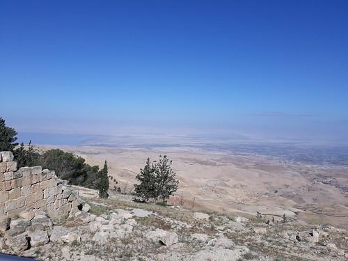 monte nebo - jordan - maggio 2019