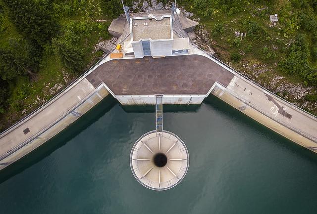 Barrage de l'Hongrin