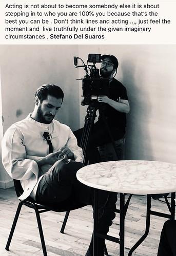 Stefano Suaros American Actor #stefanosuaros #stefanosuarosactor #sdfilmproduction #stefanosuarosmod