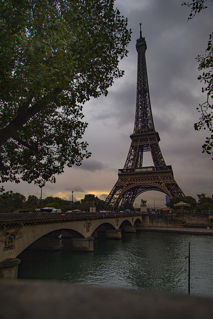 Paris – Before the Sunrise