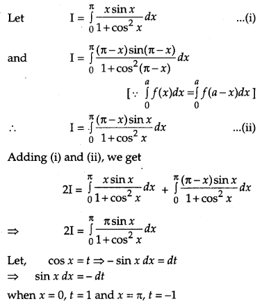 CBSE Previous Year Question Papers Class 12 Maths 2013 Outside Delhi 80