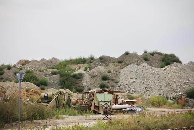Gravel pit complex , Doboszowice village 18.08.2019