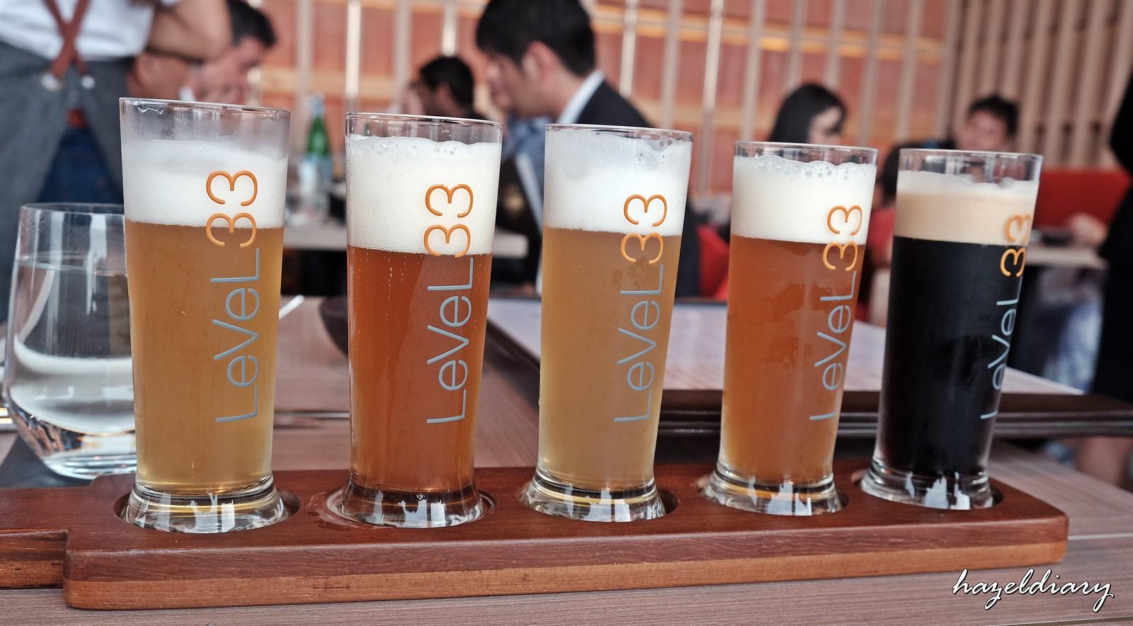 LeVeL 33 Craft Beer