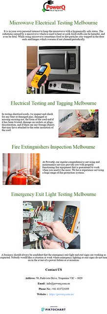 Microwave Electrical Testing Melbourne