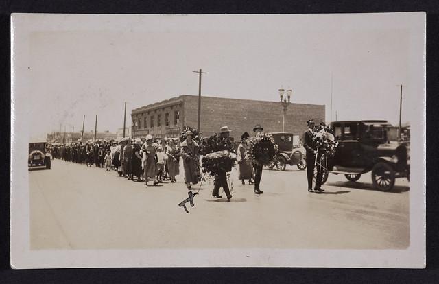 High Noon at San Pedro, Aug 3rd 1924