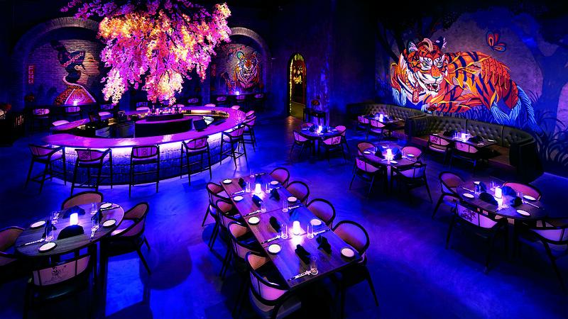 3. FUHU Restaurant & Bar Interior