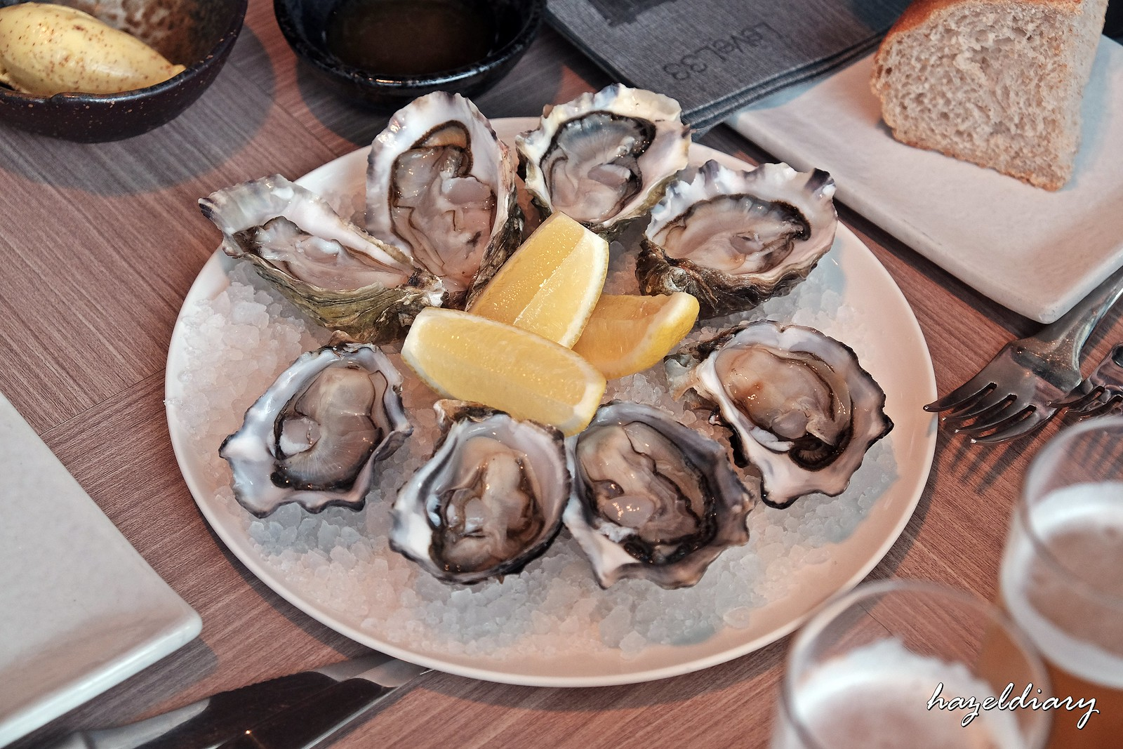 LeVeL 33 MBFC-Oysters