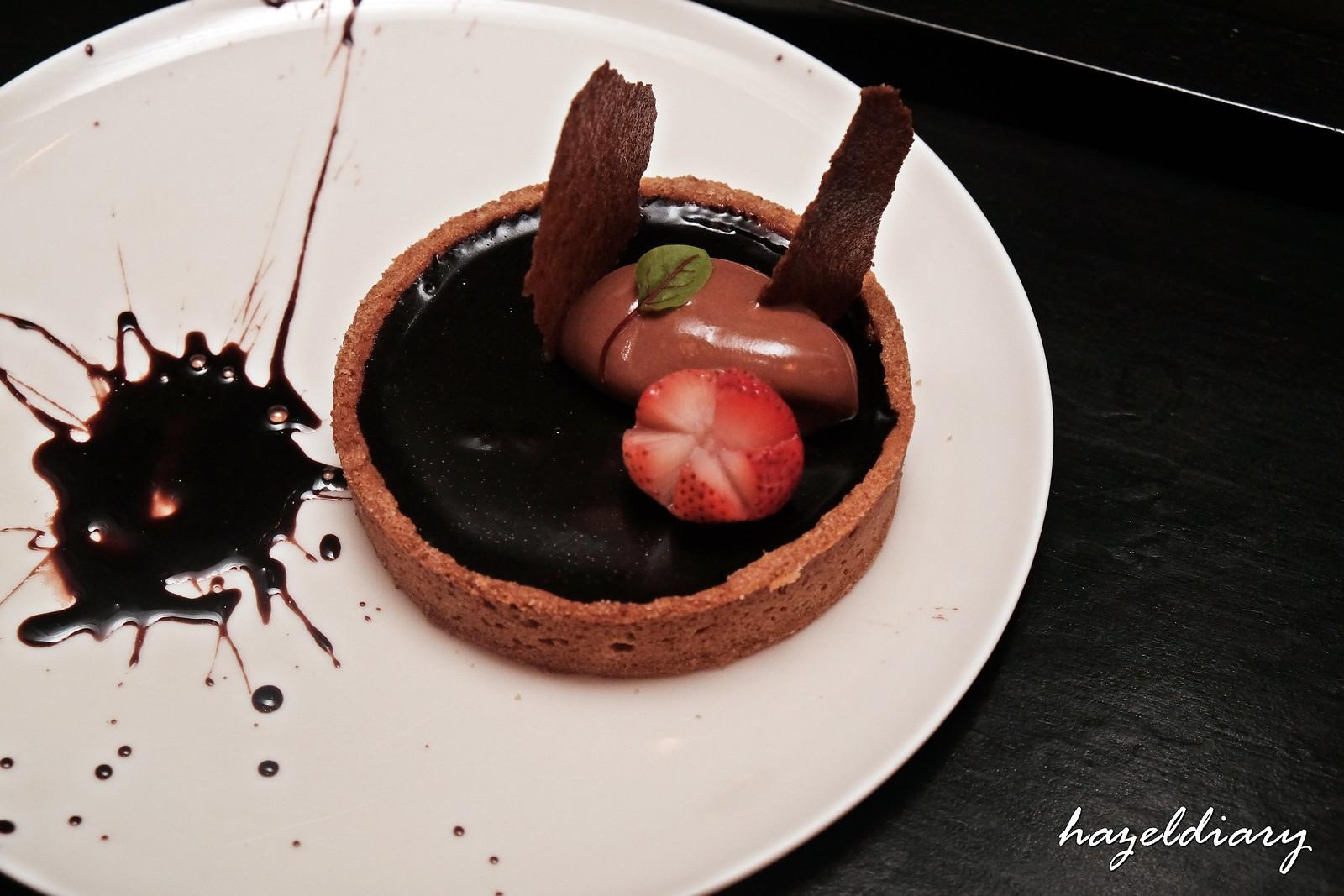 LeVeL 33 - Dessert Chocolate Tart