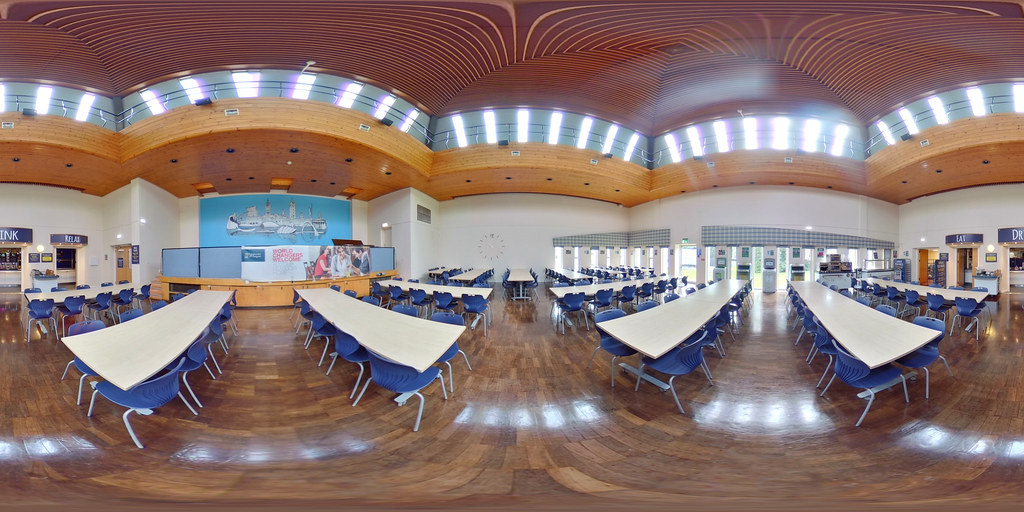 Wolfson Hall Dining Hall