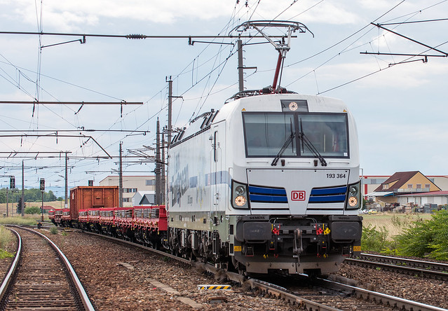 DB Cargo Vectron
