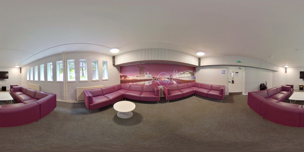 Wolfson Hall Cinema Room
